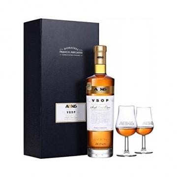 Kinkepakk ABK6 Cognac VSOP + 2 klaasi