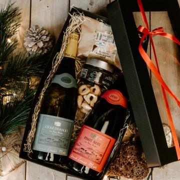 Kinkepakk Chardonnay+Pinot Noir