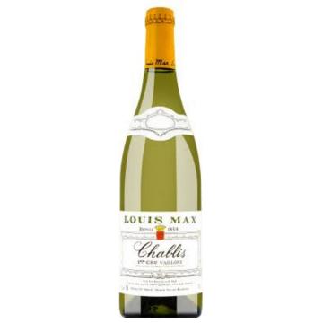 Louis Max Chablis 1er Cru Vaillons valge 13% vol. 0,75L
