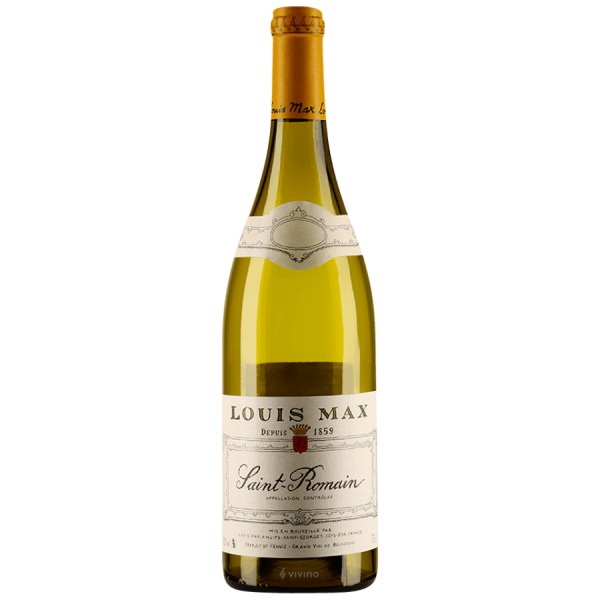 Louis Max Saint Romain valge 13% vol. 0,75L