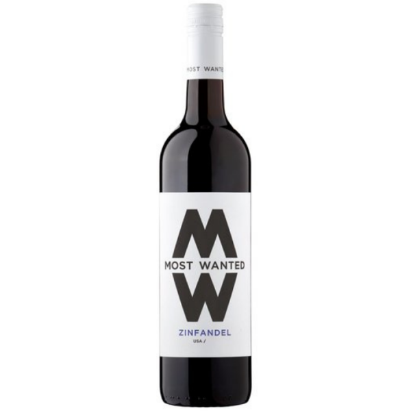 Most Wanted Zinfandel