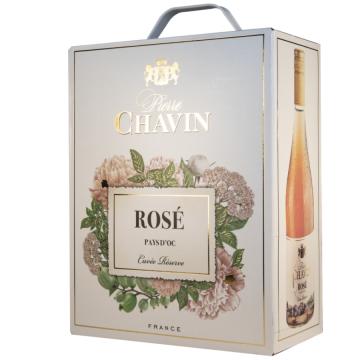 Pierre Chavin Rosé Cuvee Reserve BIB