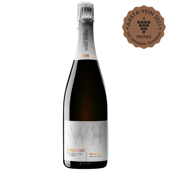 Champagne Waris-Hubert Albescent Grand Cru
