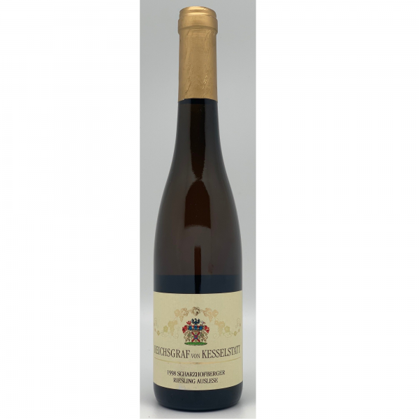 Riesling Auslese Goldkapsel 37,5 cl