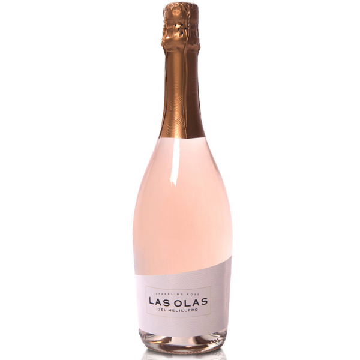 Las Olas Del Melillero Sparkling Rosé Brut Nature, Victoria Ordonez