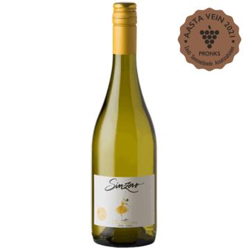 Sinzero Chardonnay alkoholivaba vein