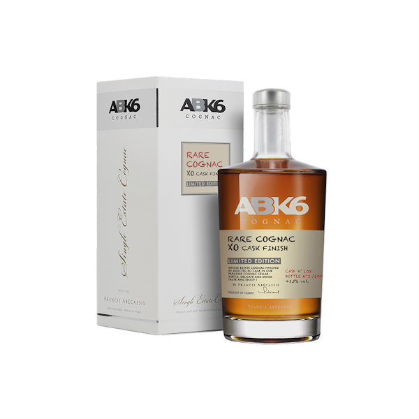 ABK6 Rare Cognac Cask Finish Limited Edition XO