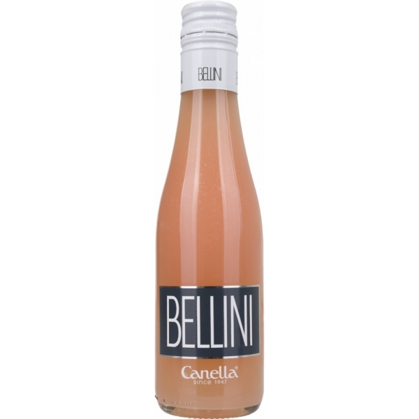 Canella Bellini Cocktail