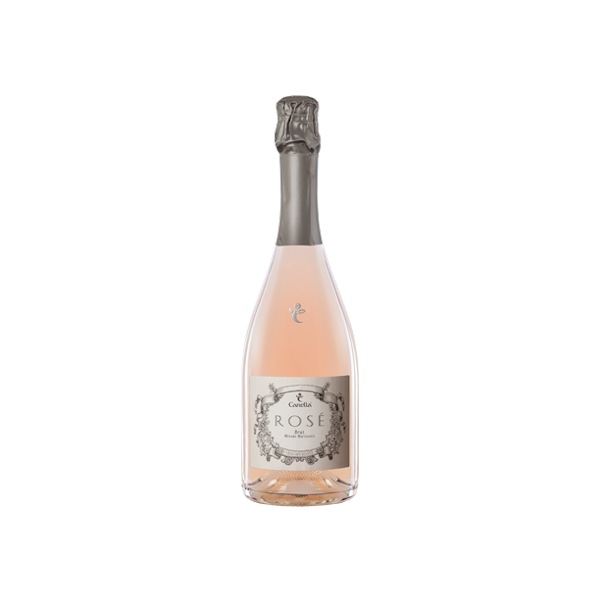 Spumante Brut Rosé Methodo Martinotti