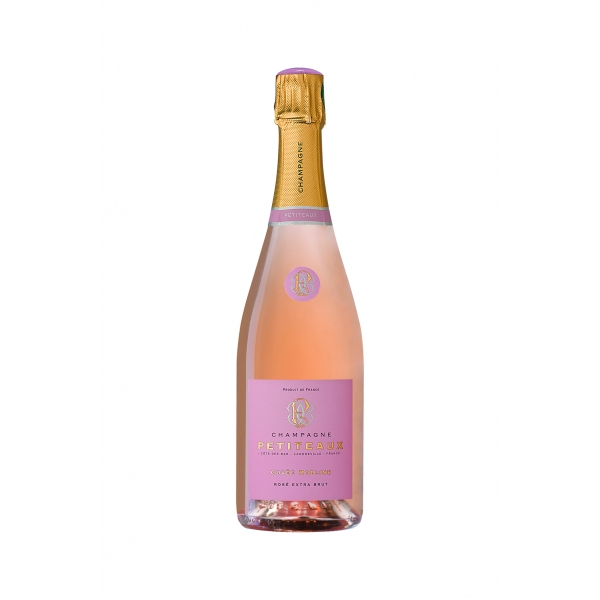 Champagne Petiteaux Cuvee Mobline Extra Brut Rose