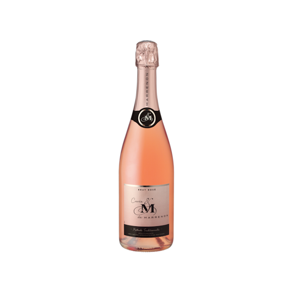 Marrenon Cuvee M Brut Rosé Vin Mousseux