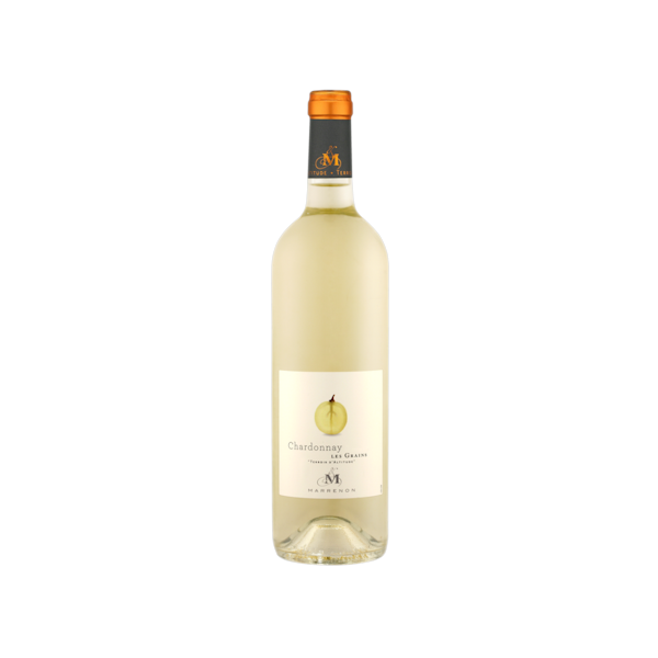 Marrenon Chardonnay Les Grains IGP Mediterranee