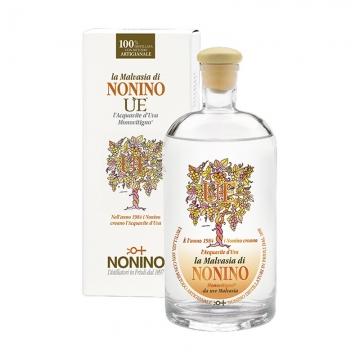 ÙE Monovitigno l'Acquavite d'Uva la Malvasia